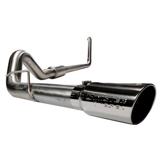 Sinister Diesel® - 409 SS Downpipe-Back Exhaust System