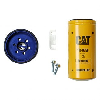 Sinister Diesel® - CAT Fuel Filter Adapter