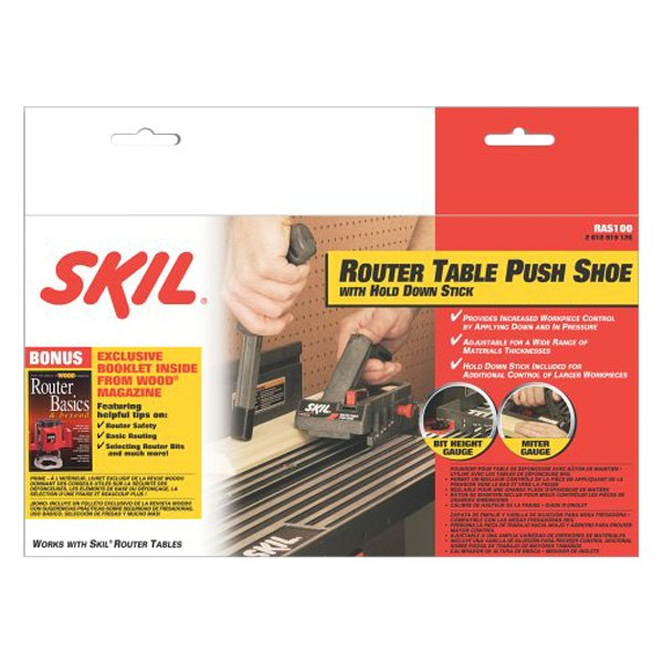 SKIL® - Router Table Push Shoe