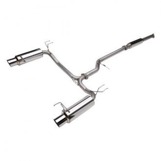 2006 Acura TSX Performance Exhaust Systems  Mufflers Tips