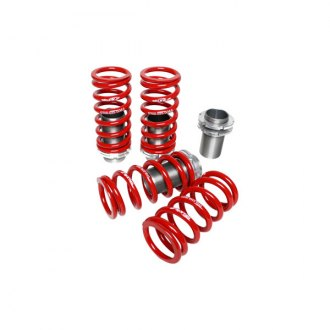 "Skunk2® - 0""-3.5"" x 0""-3.5"" Front and Rear Lowering Coilover Sleeve Kit"