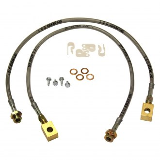 Skyjacker® - Stainless Steel Brake Lines