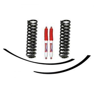 "Skyjacker® - 1.5""-2"" Softride™ Coil Spring Front Suspension Lift Kit"