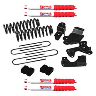 "Skyjacker® - 4"" x 4"" Standard Series Front and Rear Suspension Lift Kit"