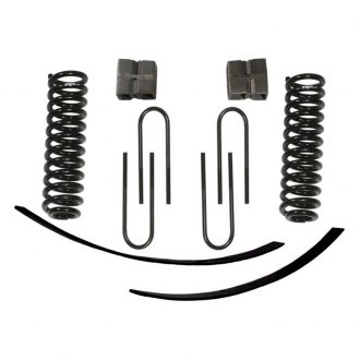 "Skyjacker® - 9"" x 7.5"" Standard Series Front and Rear Suspension Lift Kit"