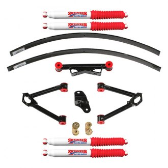 "Skyjacker® - 2""-2.5"" x 1.5""-2"" Standard Series Front and Rear Suspension Lift Kit"