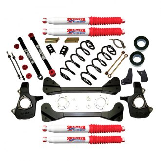 "Skyjacker® - 3.5"" x 3"" Standard Series Front and Rear Suspension Lift Kit"