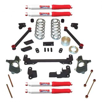 "Skyjacker® - 3"" x 2""-2.5"" Standard Series Front and Rear Suspension Lift Kit"