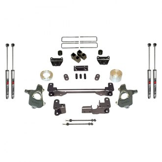 "Skyjacker® - 3"" x 2"" Standard Series Front and Rear Suspension Lift Kit"