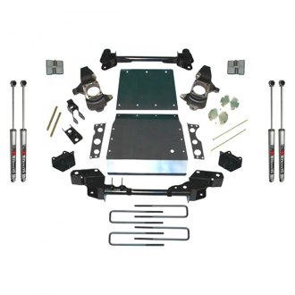 "Skyjacker® - 6"" x 4.5"" Standard Series Front and Rear Suspension Lift Kit"
