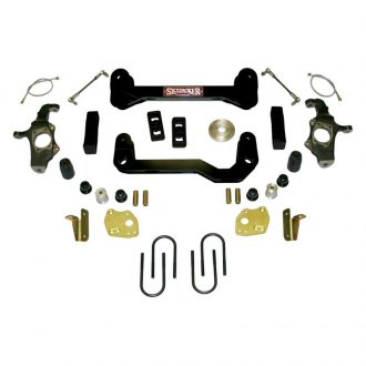 "Skyjacker® - 4"" x 2.5""-3"" Standard Series Front and Rear Suspension Lift Kit"