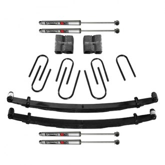 "Skyjacker® - 6"" x 4""-4.5"" Softride™ Front and Rear Suspension Lift Kit"