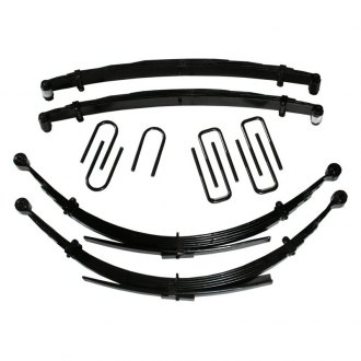 "Skyjacker® - 5""-6"" x 4""-4.5"" Softride™ Front and Rear Suspension Lift Kit"