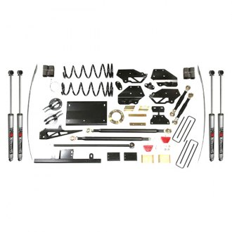 "Skyjacker® - 7"" x 6"" Front and Rear Long-Travel Suspension Lift Kit"
