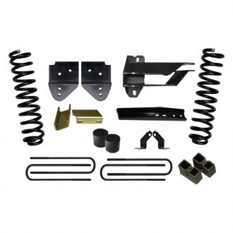 "Skyjacker® - 4"" x 3.5"" Standard Series Front and Rear Suspension Lift Kit"