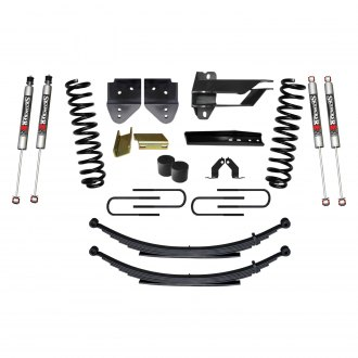 "Skyjacker® - 4"" x 5.5"" Standard Series Front and Rear Suspension Lift Kit"