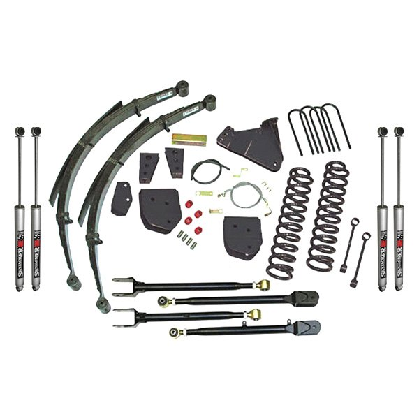 Skyjacker® - Standard Series Class 2 Front and Rear Suspension Lift Kit