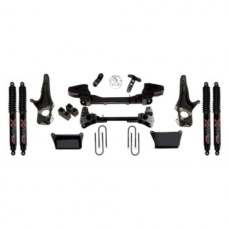 "Skyjacker® - 6"" x 3.5""-4"" Standard Series Front and Rear Suspension Lift Kit"