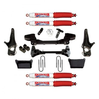 "Skyjacker® - 6"" x 4.5"" Standard Series Class 1 Front and Rear Suspension Lift Kit"