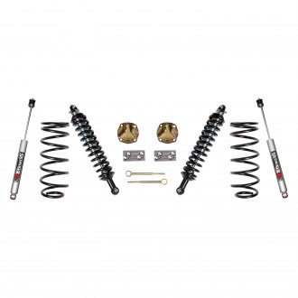 "Skyjacker® - 3"" x 2""-2.5"" Platinum Coil-Over™ Standard Series Front and Rear Suspension Lift Kit"