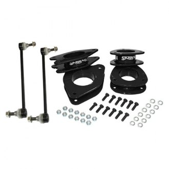 "Skyjacker® - 2"" x 2"" Aluminum Front and Rear Coil Spacer Lift Kit"