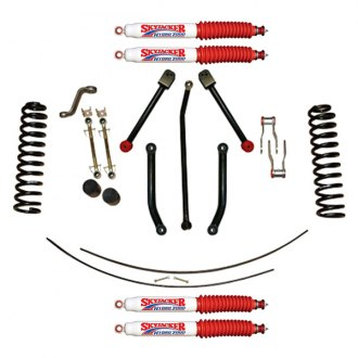 "Skyjacker® - 4.5"" x 2"" Standard Series Front and Rear Suspension Lift Kit"