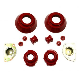 "Skyjacker® - 2.5"" x 2.5"" Polyurethane Value Front and Rear Coil Spacer Lift Kit"
