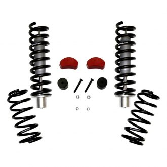 "Skyjacker® - 2.5"" x 1.5""-2"" Platinum Coil-Over™ Standard Series Front and Rear Suspension Lift Kit"