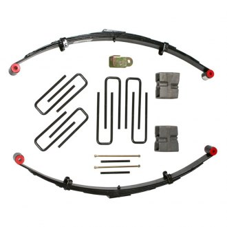"Skyjacker® - 3"" x 2"" Softride™ Front and Rear Suspension Lift Kit"