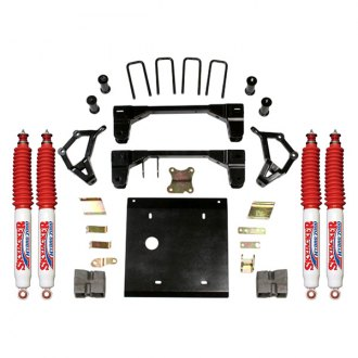 "Skyjacker® - 4"" x 3.5"" Standard Series Class 2 Front and Rear Suspension Lift Kit"