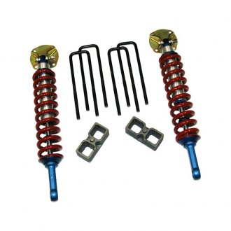 "Skyjacker® - 2""-3"" x 1.25"" Platinum Coil-Over™ Standard Series Front and Rear Suspension Lift Kit"