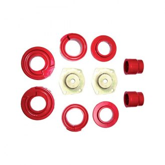 "Skyjacker® - 2"" x 2"" Polyurethane Value Front and Rear Suspension Lift Kit"