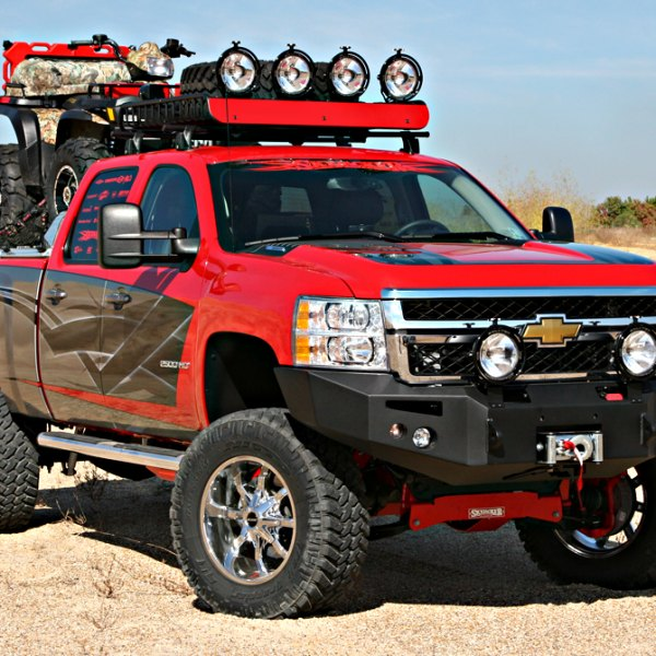 Skyjacker® - Lift Kit on Chevy Silverado