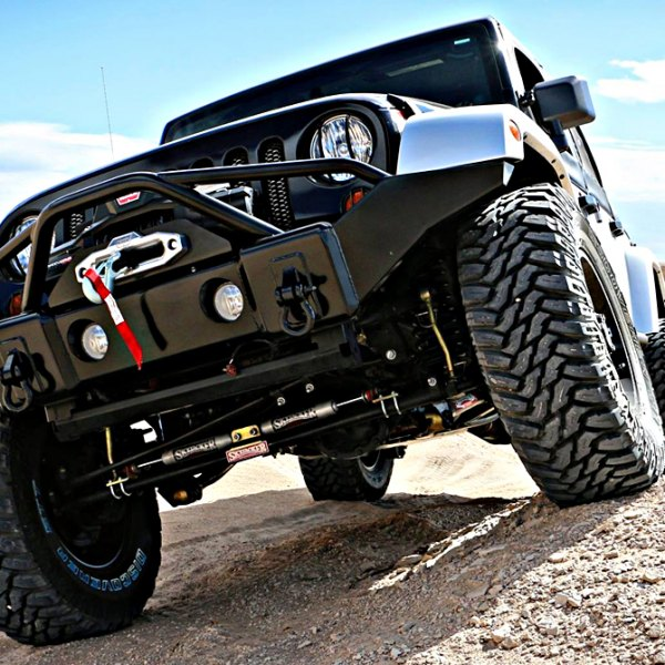 Skyjacker® - Lift Kit on Jeep Wrangler