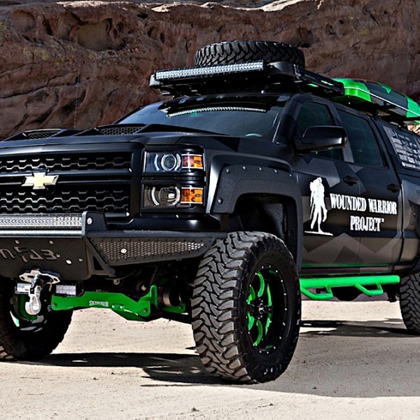 Skyjacker® - Suspension on Chevy Silverado