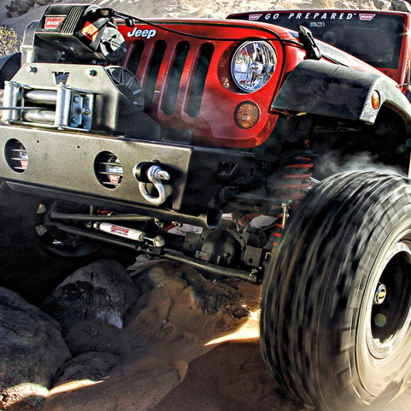 Skyjacker® - Suspension System on Jeep Wrangler