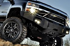 Skyjacker® - Chevy Silverado Off-Road Suspension System