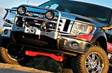 Skyjacker® - Lift Kit on Ford