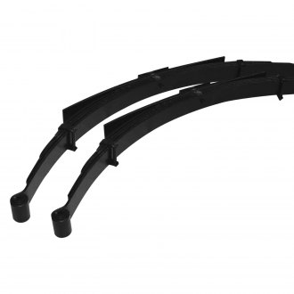 Skyjacker® - Double Military Wrap Lifted Leaf Springs