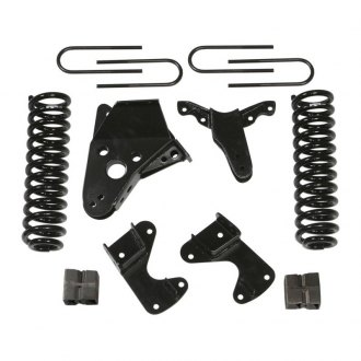 "Skyjacker® - 4"" Standard Series Front and Rear Suspension Lift Kit"
