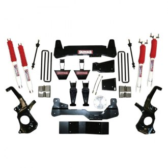 "Skyjacker® - 6"" Front and Rear Lift Pallet Kit"