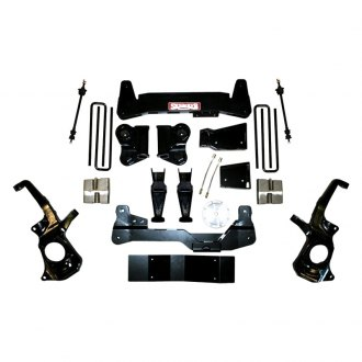 "Skyjacker® - 7"" x 5.5"" Standard Series Front and Rear Suspension Lift Kit"