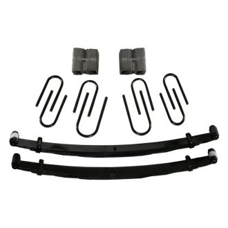"Skyjacker® - 6"" x 5.5"" Softride™ Front and Rear Lift Kit"