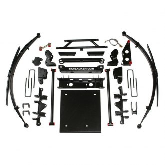 "Skyjacker® - 4.5""-6"" x 4.5"" Standard Series Front and Rear Suspension Lift Kit"