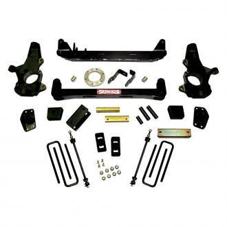 "Skyjacker® - 3"" x 2"" Standard Series Front and Rear Lift Kit"