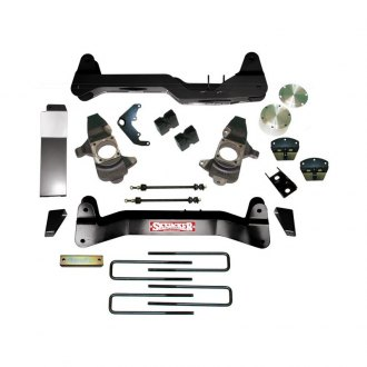 "Skyjacker® - 6"" x 4.5"" Standard Series Front and Rear Lift Kit"