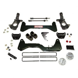 "Skyjacker® - 6"" x 5"" Standard Series Front and Rear Suspension Lift Kit"