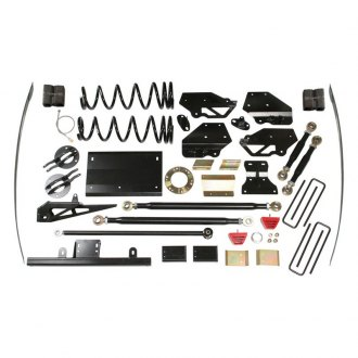 "Skyjacker® - 7"" Long Arm Series Front and Rear Lift Kit"
