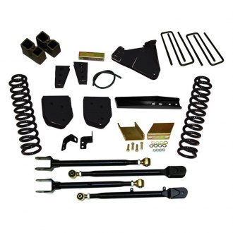 "Skyjacker® - 8.5"" x 7"" Standard Series Class 2 Front and Rear Suspension Lift Kit"