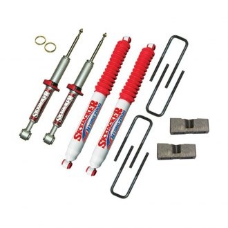 "Skyjacker® - 2""-3"" x 1.5"" Platinum Series Front and Rear Suspension Lift Kit"